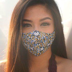 COPY - Handmade Geometric Face Mask